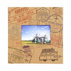 ALBI Fotoalbum - Cestování - Cena : 314,- Kč s dph