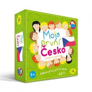 Moje První Česko - Cena : 465,- Kč s dph