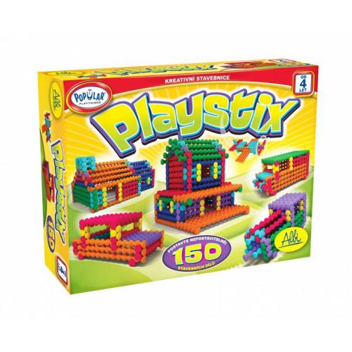 Domy Playstix - Cena : 419,- Kč s dph