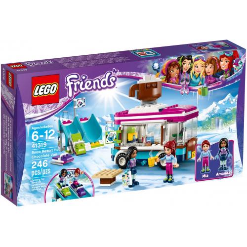 LEGO® Friends 41319 - Dodávka s horkou čokoládou v zimním středisku - Cena : 899,- Kč s dph