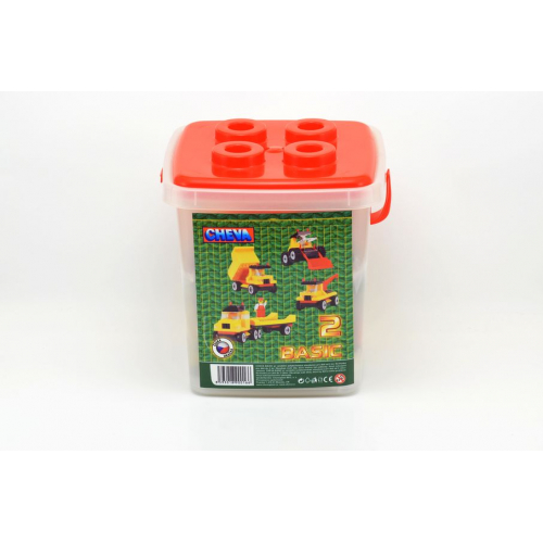 Cheva 2 - Basic - kbelík - Cena : 646,- Kč s dph