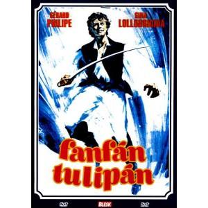 DVD Fanfán tulipán - Cena : 39,- Kč s dph