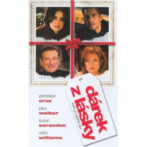 DVD Darček z lásky - Cena : 39,- Kč s dph