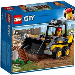LEGO® City 60219 -  Stavební nakladač - Cena : 191,- Kč s dph