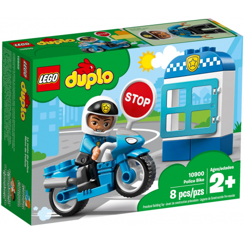 LEGO® DUPLO 10900 - Policajná motorka - Cena : 185,- Kč s dph