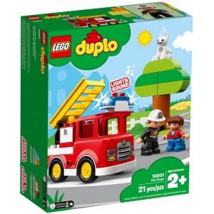 LEGO® DUPLO 10901 - Hasičské auto - Cena : 449,- Kč s dph