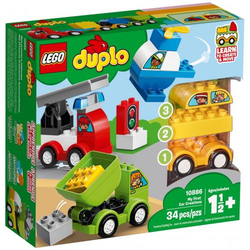 LEGO® DUPLO 10886 -  Moje první vozidla - Cena : 375,- Kč s dph