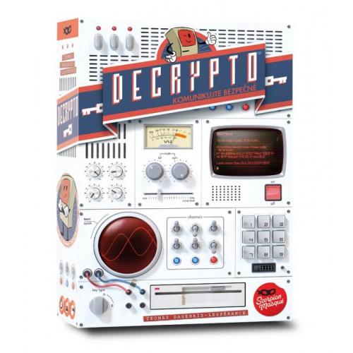 Decrypto - Cena : 479,- Kč s dph