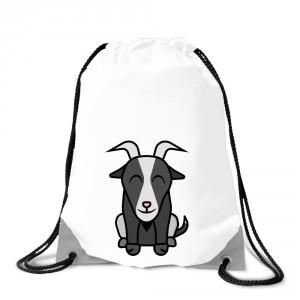 Batoh na záda Tučňák a jeho kamarádi - #12 koza bezoárová - Cena : 129,- Kč s dph