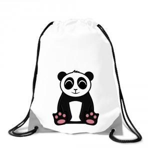 Batoh na záda Tučňák a jeho kamarádi - #2 panda velká - Cena : 129,- Kč s dph