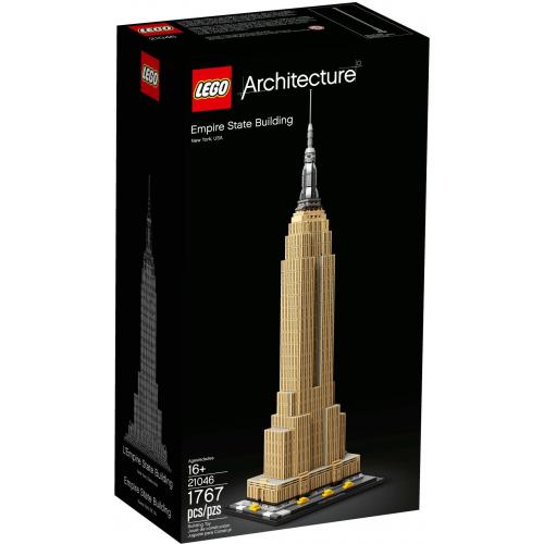 LEGO® Architecture 21046 - Empire State Building - Cena : 2020,- Kč s dph