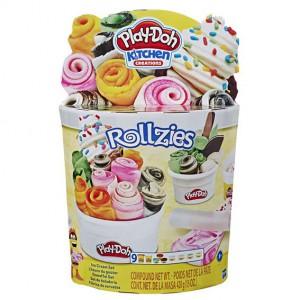 Play-Doh Set rolované zmrzliny - Cena : 439,- Kč s dph