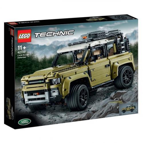 LEGO® Technic 42110 - Land Rover Defender - Cena : 3999,- Kč s dph