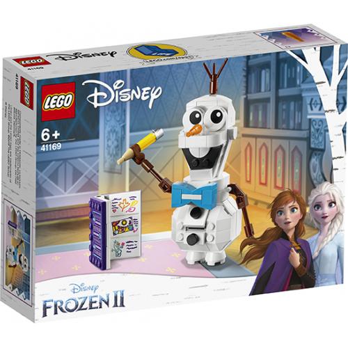 LEGO® Disney Princess 41169 - Olaf - Cena : 368,- Kč s dph