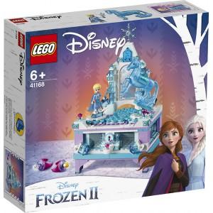 LEGO® Disney Princess 41168 - Elsina kouzelná šperkovnice - Cena : 809,- Kč s dph