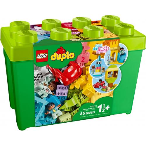 LEGO® DUPLO 10914 -  Velký box s kostkami - Cena : 1049,- Kč s dph