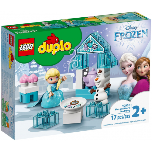 LEGO® DUPLO 10920 - Čajový večierok Elsy a Olafa - Cena : 395,- Kč s dph