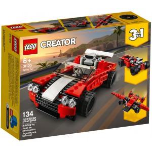 LEGO® Creator 31100 - Sporťák - Cena : 185,- Kč s dph