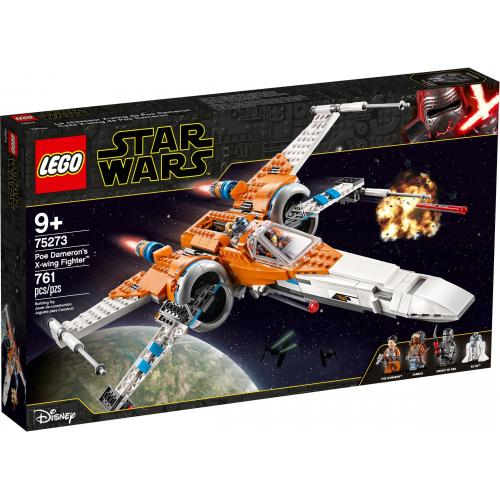LEGO® Star Wars 75273 -  Stíhačka X-wing Poe Damerona - Cena : 2090,- Kč s dph
