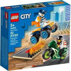 LEGO® City 60255 - Tím kaskadérov - Cena : 195,- Kč s dph