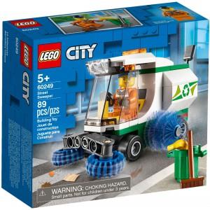 LEGO® City 60249 - Čistící vůz - Cena : 199,- Kč s dph