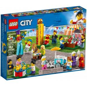 LEGO® City 60234 -  Town Sada postav ? Zábavná pouť - Cena : 745,- Kč s dph