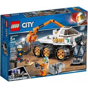 LEGO® City 60225 -  Space Port Testovací jízda kosmického vozítka - Cena : 419,- Kč s dph