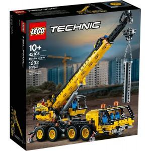 LEGO® Technic 42108 - Pojazdný žeriav - Cena : 2140,- Kč s dph
