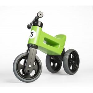 Odrážedlo FUNNY WHEELS zelené 2v1 28/31cm - Cena : 848,- Kč s dph