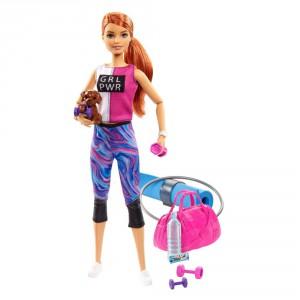 Barbie Wellness panenka - GJG57 - Cena : 588,- Kč s dph