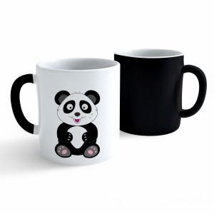 Měnící hrnek Veselá zvířátka - Panda - 330ml - Cena : 179,- Kč s dph