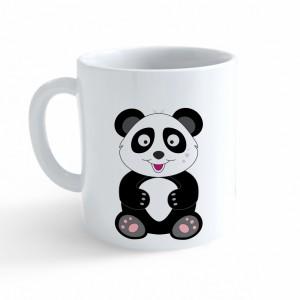 Hrnek Veselá zvířátka - Panda - Cena : 99,- Kč s dph