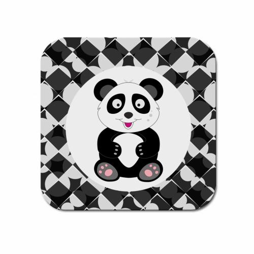 Podtácek Veselá zvířátka - Panda - Cena : 29,- Kč s dph