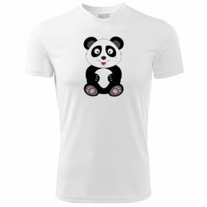 Tričko Veselá zvířátka - Panda, vel. 146 cm/10 let - Cena : 249,- Kč s dph