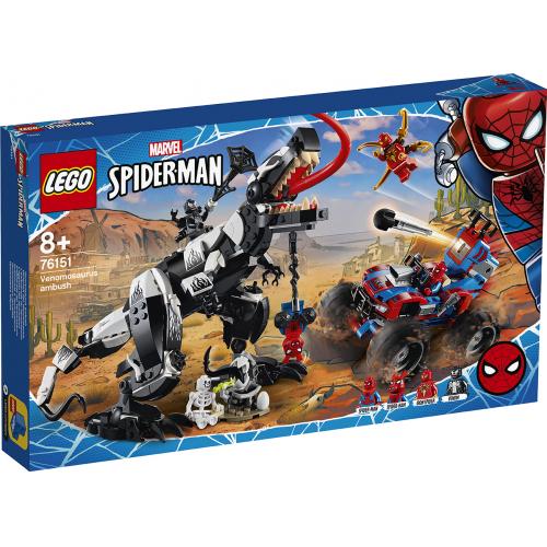 LEGO® Super Heroes 76151 - Léčka na Venomosaura - Cena : 1999,- Kč s dph