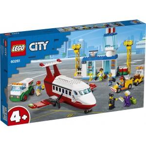LEGO® City 60261 - Hlavní letiště - Cena : 1088,- Kč s dph