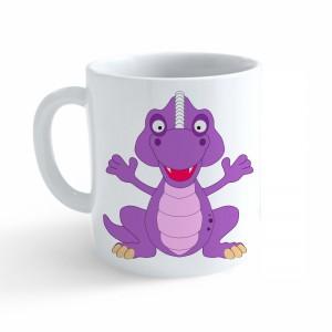 Hrnek Veselá zvířátka - Dinosaurus - Cena : 99,- Kč s dph