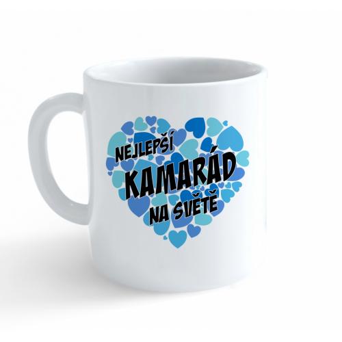 Hrnek Nejlepší na světě Kamarád - Cena : 109,- Kč s dph