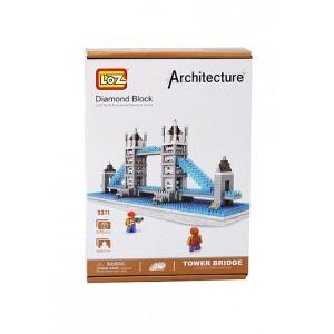 Stavebnice Tower Bridge - Cena : 79,- Kč s dph