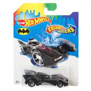 Hot Wheels angličák color shifters - Batmobile GBF30 - Cena : 149,- Kč s dph