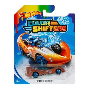Hot Wheels angličák color shifters - Power Rocket GBF24 - Cena : 149,- Kč s dph