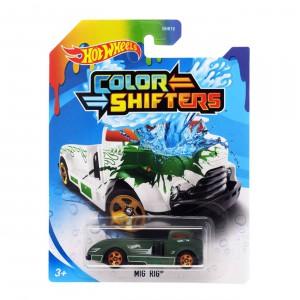 Hot Wheels angličák color shifters - MIg Rig GKC21 - Cena : 149,- Kč s dph