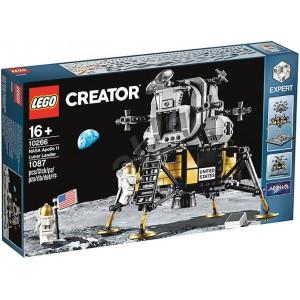 LEGO® Creator Expert 10266 - Lunární modul NASA Apollo 11 - Cena : 2199,- Kč s dph