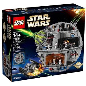 LEGO® Star Wars 75159 - Hvězda smrti - Cena : 12392,- Kč s dph