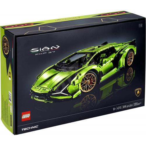 LEGO® Technic 42115 - Lamborghini Sián FKP 37 - Cena : 7999,- Kč s dph
