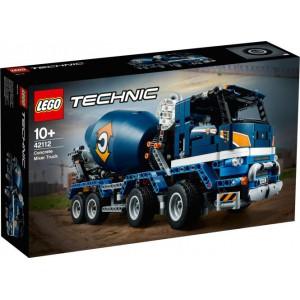 LEGO® Technic 42112 - Náklaďák s míchačkou na beton - Cena : 2239,- Kč s dph