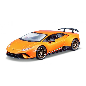 Bburago 1:24 Plus Lamborghini Huracan Performance Orange - Cena : 439,- Kč s dph