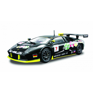 Bburago 1:24 Race Lamborghini Murciealago GT Black - Cena : 477,- Kč s dph