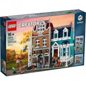LEGO® Creator Expert 10270 - Knihkupectví - Cena : 4999,- Kč s dph