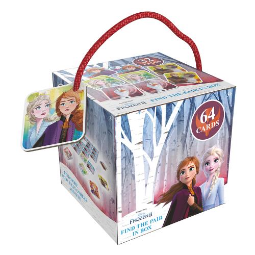 Pexeso na cesty Frozen 2 - Ledové království - Cena : 129,- Kč s dph